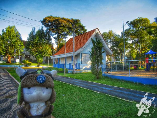 Centro de Informações Turísticas - Praça Coronel José Durski | Prudentópolis - Paraná - Brasil | FredLee Na Estrada