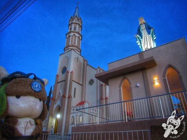 Santuário Nossa Senhora das Graças | Prudentópolis - Paraná - Brasil | FredLee Na Estrada