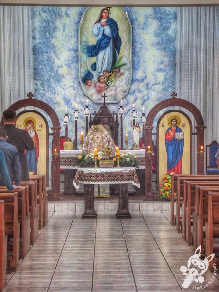 Catedral Imaculada Conceição | Prudentópolis - Paraná - Brasil | FredLee Na Estrada
