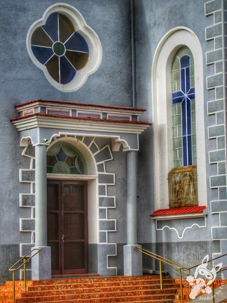 Igreja Nossa Senhora do Patrocínio | Prudentópolis - Paraná - Brasil | FredLee Na Estrada
