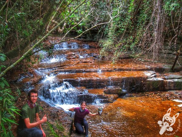 Salto São Sebastião e Salto Mlot | Prudentópolis - Paraná - Brasil | FredLee Na Estrada