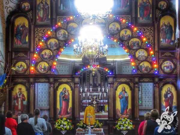 Igreja Matriz São Josafat | Prudentópolis - Paraná - Brasil | FredLee Na Estrada