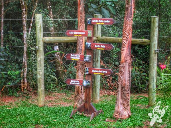 Monumento Natural Salto São João   Prudentópolis - Paraná - Brasil   FredLee Na Estrada