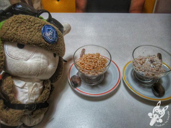 Pratos Típicos Ucranianos - Cheiro da Terra Restaurante   Prudentópolis - Paraná - Brasil   FredLee Na Estrada