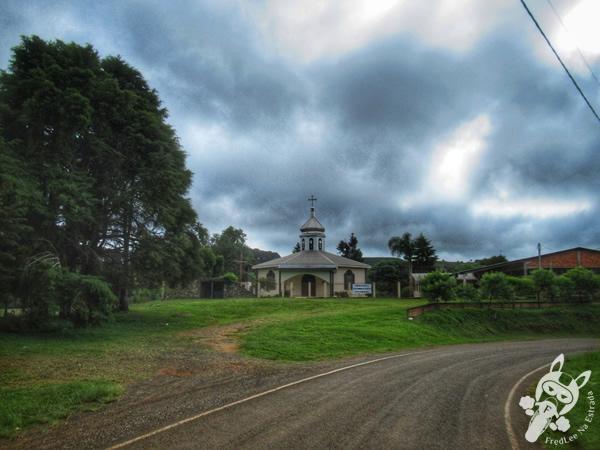 Igreja Nossa Senhora do Patrocínio - Estrada Guaicará | Guarapuava - Paraná - Brasil | FredLee Na Estrada