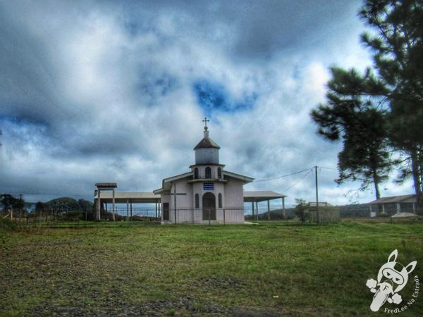 Igreja São Pedro e São Paulo - Estrada Guaicará | Guarapuava - Paraná - Brasil | FredLee Na Estrada