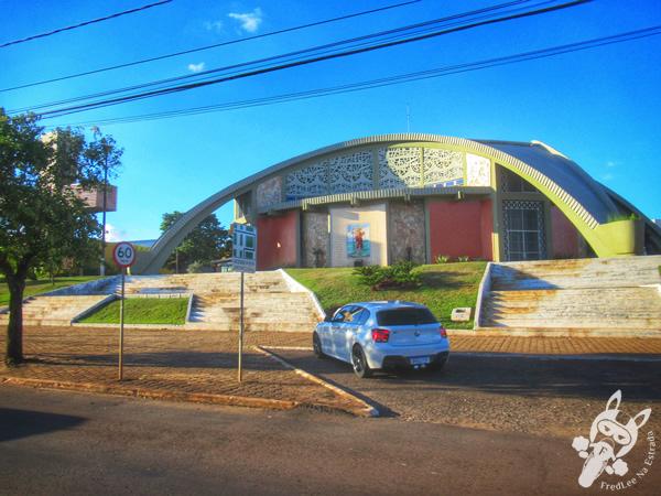 Paróquia São Cristóvão | Cascavel - Paraná - Brasil | FredLee Na Estrada