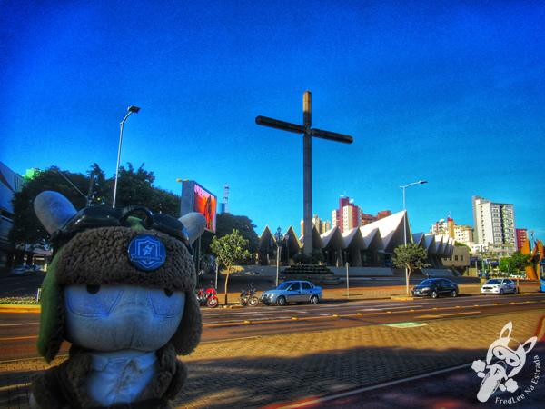 Catedral de Nossa Senhora Aparecida   Cascavel - Paraná - Brasil   FredLee Na Estrada
