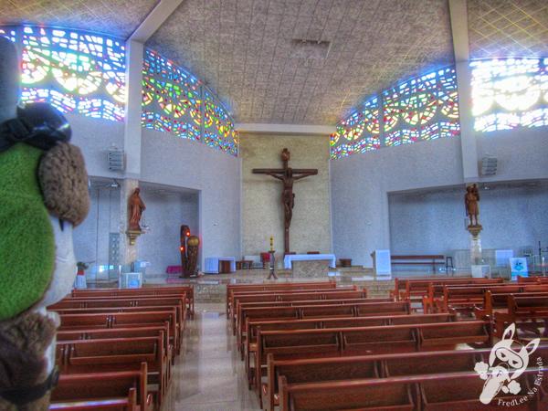 Paróquia São Cristóvão   Cascavel - Paraná - Brasil   FredLee Na Estrada