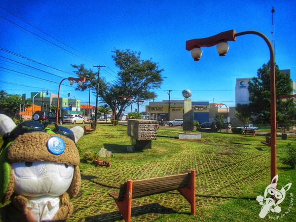 Praça Japão   Cascavel - Paraná - Brasil   FredLee Na Estrada
