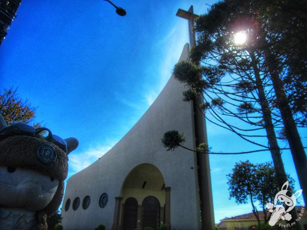 Paróquia São João Batista   Cascavel - Paraná - Brasil   FredLee Na Estrada
