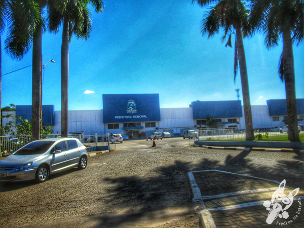 Prefeitura Municipal de Foz do Iguaçu   Foz do Iguaçu - Paraná - Brasil   FredLee Na Estrada