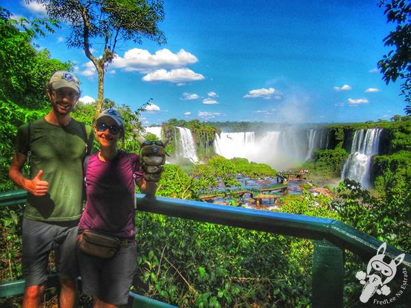 Cataratas do Iguaçu - Parque Nacional do Iguaçu   Foz do Iguaçu - Paraná - Brasil   FredLee Na Estrada