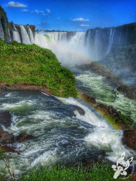 Trilha das Cataratas | Parque Nacional do Iguaçu - Cataratas do Iguaçu | Foz do Iguaçu - Paraná - Brasil | FredLee Na Estrada