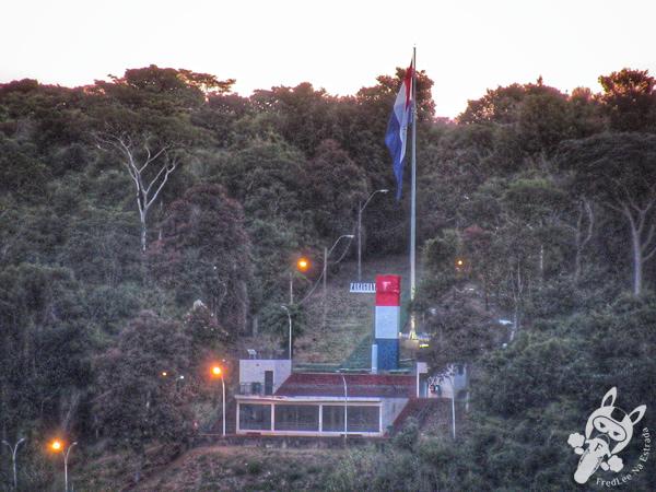 Marco das Três Fronteiras | Foz do Iguaçu - Paraná - Brasil | FredLee Na Estrada