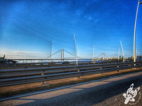 Ponte Pedro Ivo Campos | Florianópolis - Santa Catarina - Brasil | FredLee Na Estrada