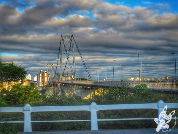 Ponte Hercílio Luz   Florianópolis - Santa Catarina - Brasil   FredLee Na Estrada