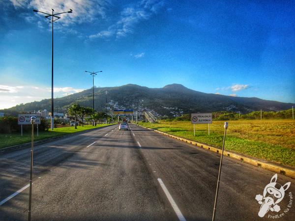 Rodovia Governador Aderbal Ramos da Silva   Florianópolis - Santa Catarina - Brasil   FredLee Na Estrada