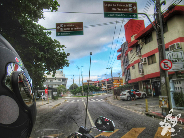 Ingleses | Florianópolis - Santa Catarina - Brasil | FredLee Na Estrada