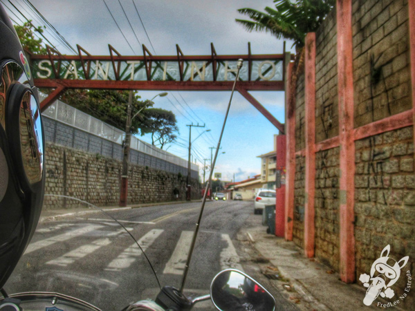 Santinho | Florianópolis - Santa Catarina - Brasil | FredLee Na Estrada
