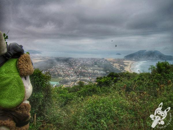 Topo do Morro das Aranhas - Praia do Santinho | Florianópolis - Santa Catarina - Brasil | FredLee Na Estrada