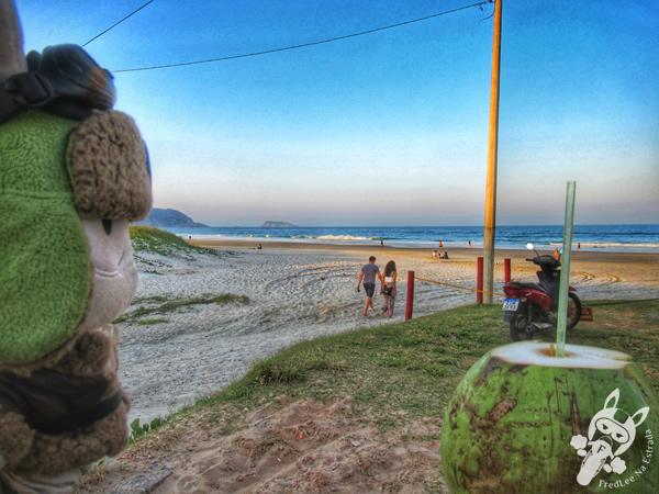 Praia do Santinho | Florianópolis - Santa Catarina - Brasil | FredLee Na Estrada