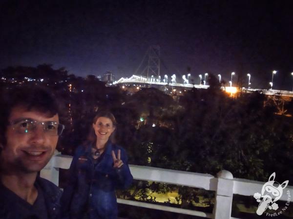 Ponte Hercílio Luz | Florianópolis - Santa Catarina - Brasil | FredLee Na Estrada