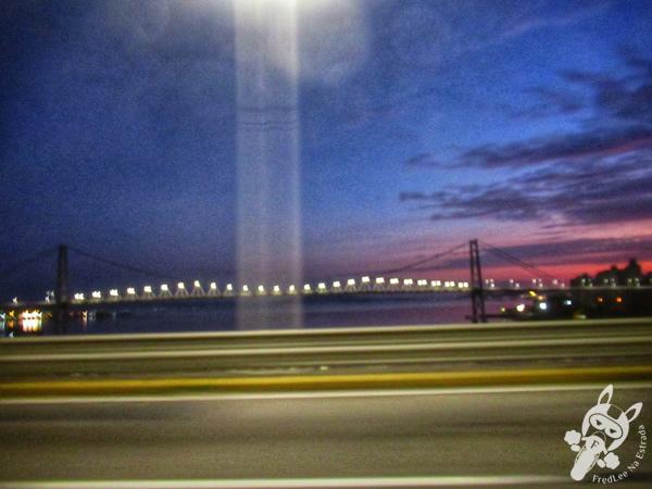 Ponte Colombo Salles   Florianópolis - Santa Catarina - Brasil   FredLee Na Estrada
