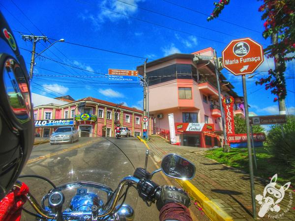 Piratuba - Santa Catarina - Brasil   FredLee Na Estrada