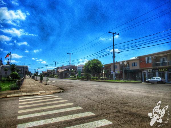 Machadinho - Rio Grande do Sul - Brasil   FredLee Na Estrada