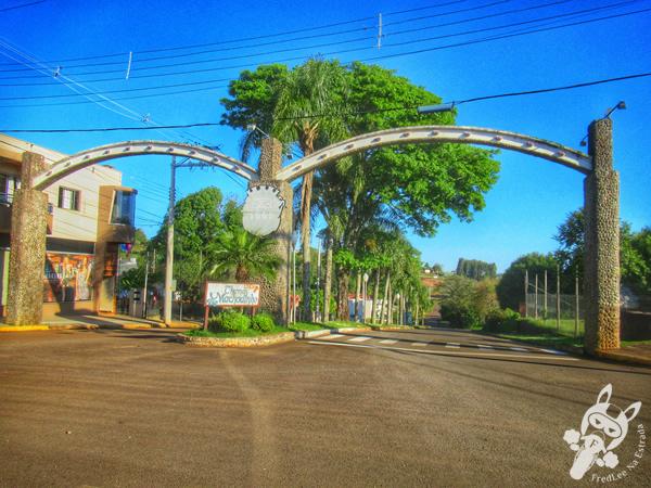 Pórtico   Machadinho - Rio Grande do Sul - Brasil   FredLee Na Estrada