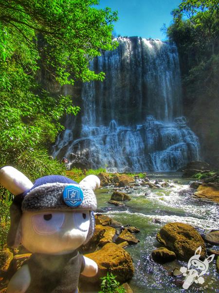 Parque da Cascata do Tigre   Machadinho - Rio Grande do Sul - Brasil   FredLee Na Estrada