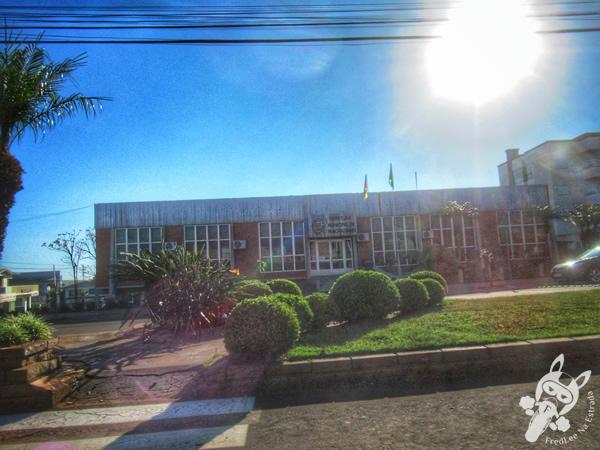 Prefeitura Municipal   Machadinho - Rio Grande do Sul - Brasil   FredLee Na Estrada