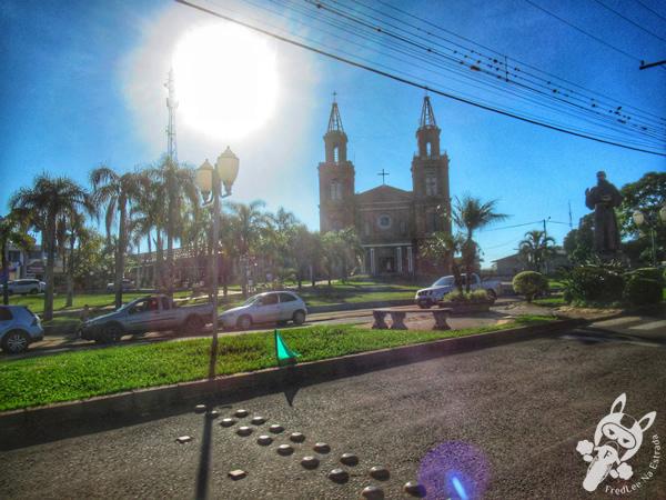 Praça da Matriz   Machadinho - Rio Grande do Sul - Brasil   FredLee Na Estrada
