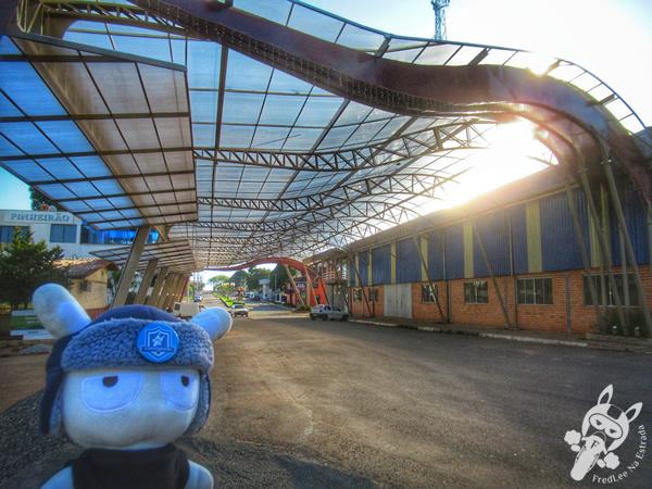 Rua Coberta   Machadinho - Rio Grande do Sul - Brasil   FredLee Na Estrada