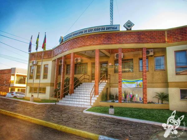 Prefeitura Municipal   São João da Urtiga - Rio Grande do Sul - Brasil   FredLee Na Estrada